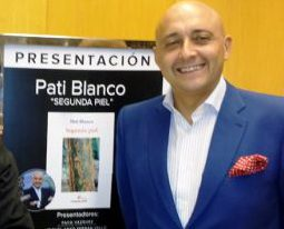 """Pati Blanco recibió el Premio Internacional de Literatura """"Gustavo Adolfo Bécquer"""" 2019"""