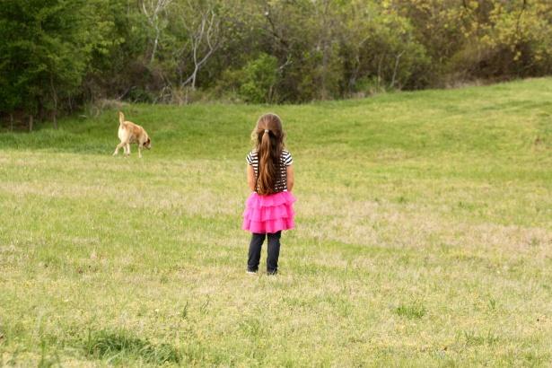El tierno cartel de una niña que busca a su perro perdido