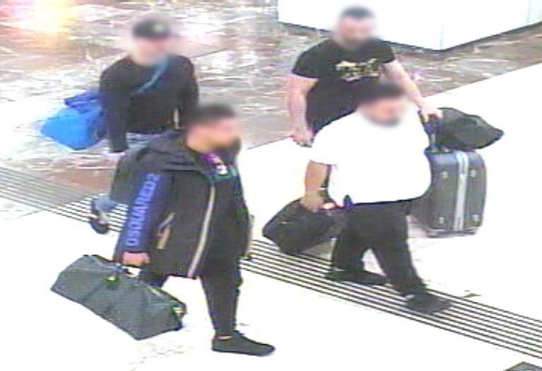 Detenido en Málaga un sicario polaco que iba a secuestrar a un miembro de un clan rival