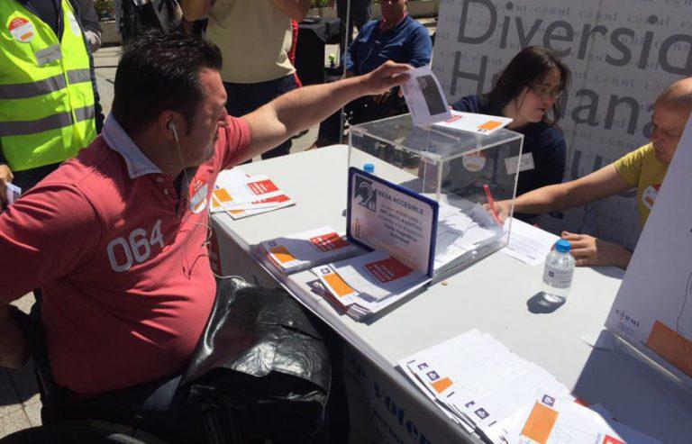 La accesibilidad para votar, examinada en las elecciones