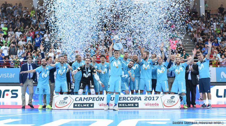 Movistar Inter FS termina su ciclo de éxitos con 14 títulos y varios récords para la historia