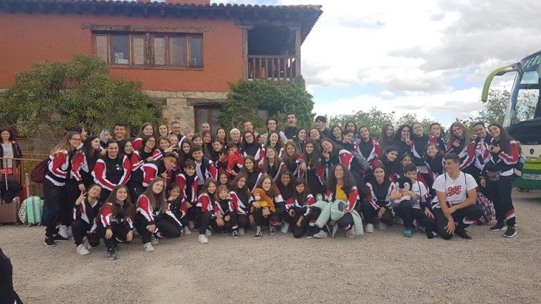 """DA Vigo """"Dance Academy"""" llega al SWITCH ÓN Madrid con 7 equipos y más de 60 bailarines."""