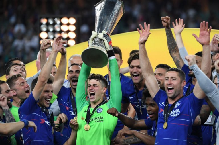 El Chelsea conquista su segunda Europa League