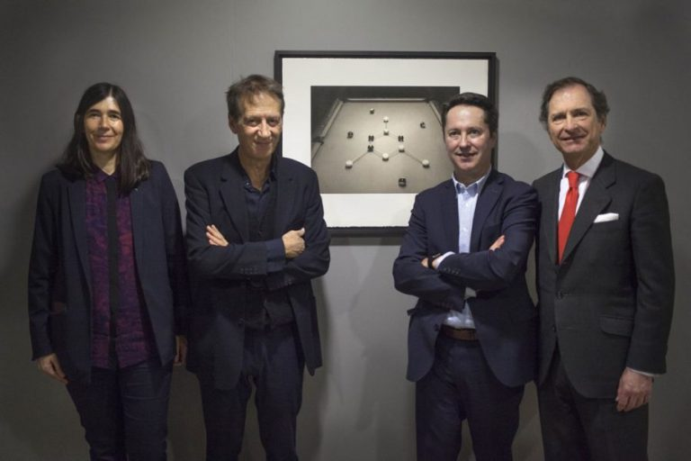 Arte, física cuántica e investigación contra el cáncer, a través del objetivo