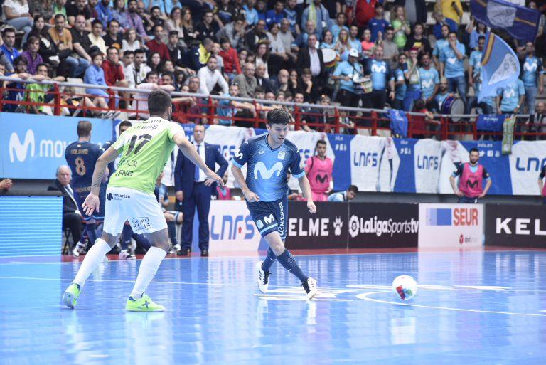 Inter cae ante Palma y se despide de la LNFS