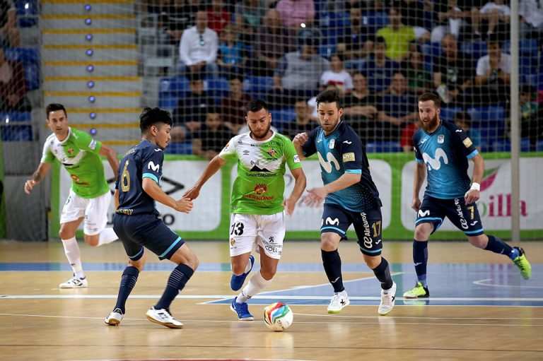 Palma Futsal golpea primero