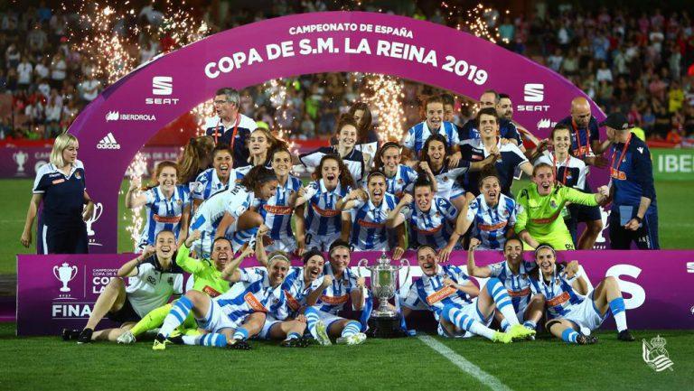 La Real Sociedad se corona en Granada