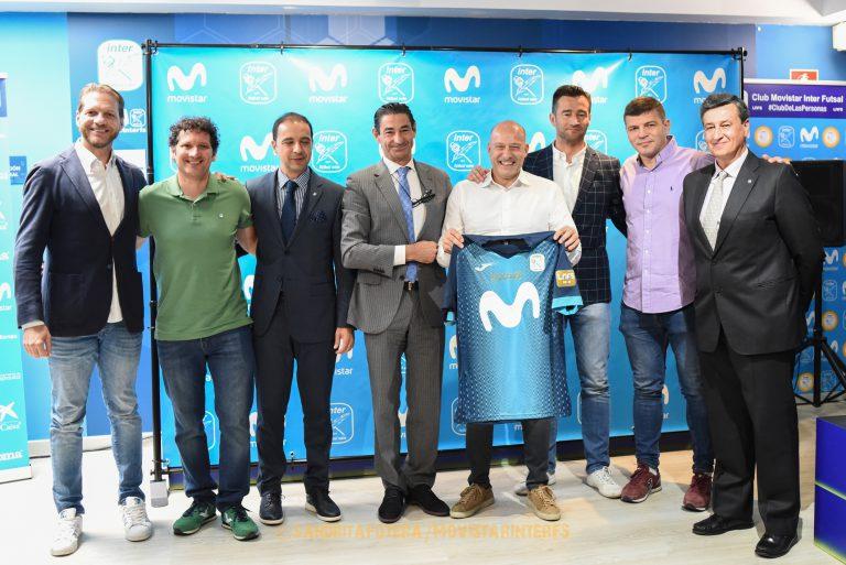 Tino Pérez, nuevo entrenador de Movistar Inter FS para las dos próximas temporadas