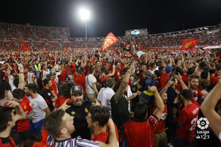 El Mallorca asciende a Primera División