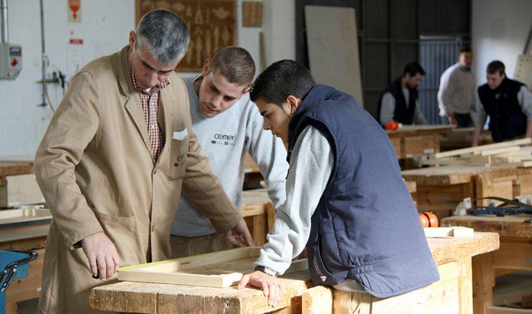 Proyectos para desempleados andaluces: orientación, formación y prácticas