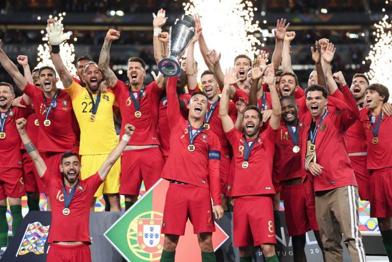 Portugal se corona en la Liga de las Naciones de la UEFA