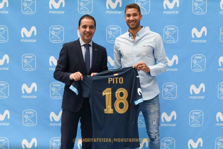 El brasileño 'Pito', nuevo fichaje de Movistar Inter FS