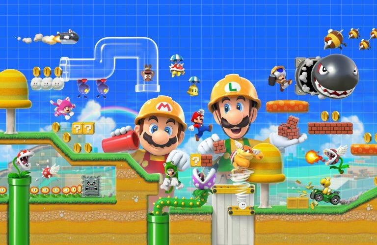 Super Mario Maker 2 ya a la venta para Nintendo Switch