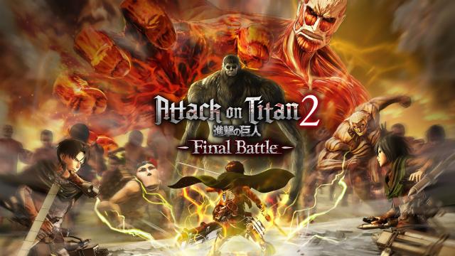 Resultado de imagen para attack on titan 2 final battle