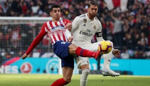 Real Madrid y Atleti: el primer derbi madrileño en América