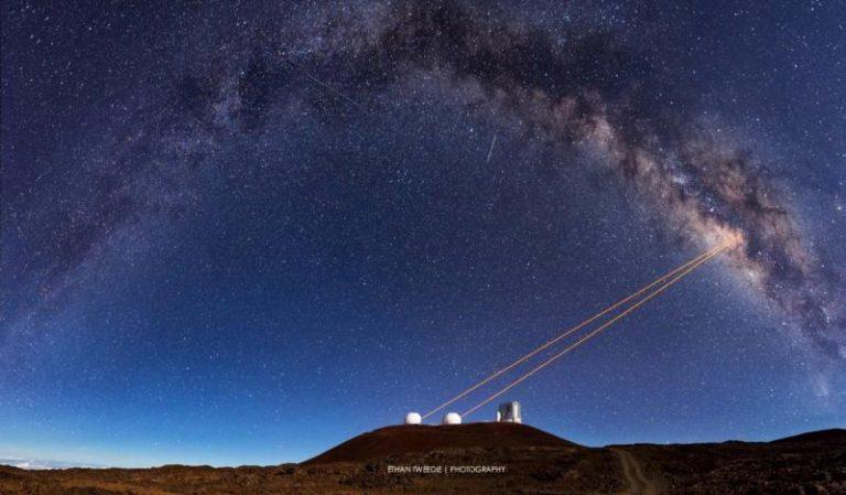 La órbita de una estrella alrededor del agujero negro de la Vía Láctea da la razón a Einstein