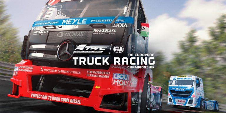 Análisis FIA European Truck Racing Championship – Carreras de camiones con mucho cuidado de los frenos