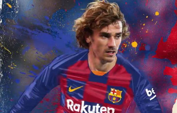 El FC Barcelona hace oficial el fichaje de Griezmann