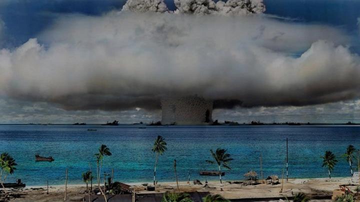 EEUU ha dejado más radiación en islas del Pacífico que Chernóbil y Fukushima