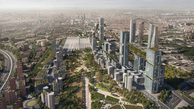 El proyecto Madrid Nuevo Norte se debatirá en el próximo Pleno del Ayuntamiento