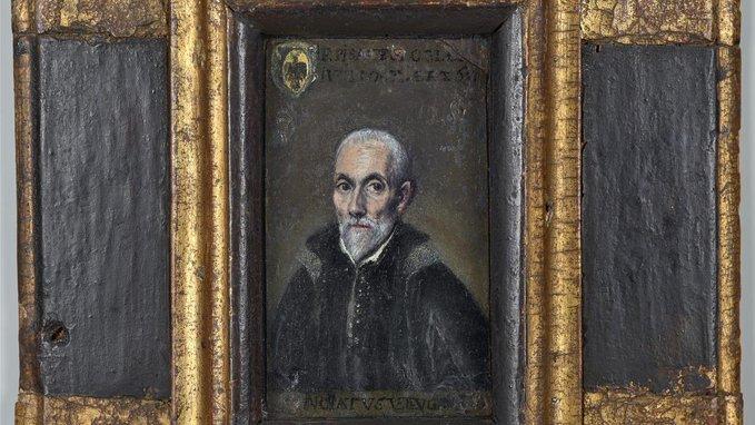 La Comunidad de Madrid declara Bien de Interés Cultural el 'Retrato de Francisco de Pisa', obra de El Greco
