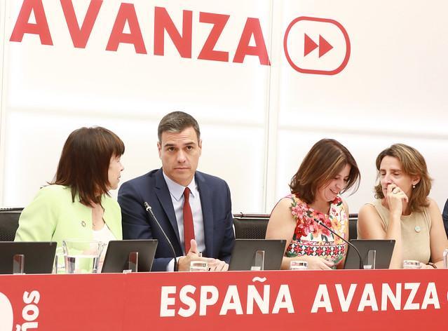 """El PSOE, tras la renuncia de Iglesias: """"sin vetos ni imposiciones se puede llegar a un acuerdo"""""""