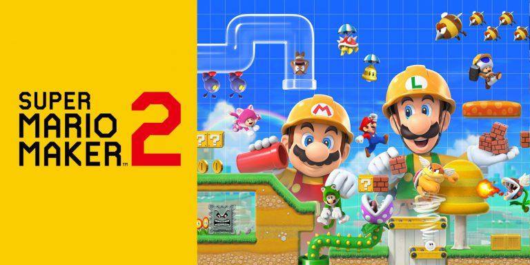 Análisis Super Mario Maker 2 – La herramientas de Miyamoto en tus propias manos