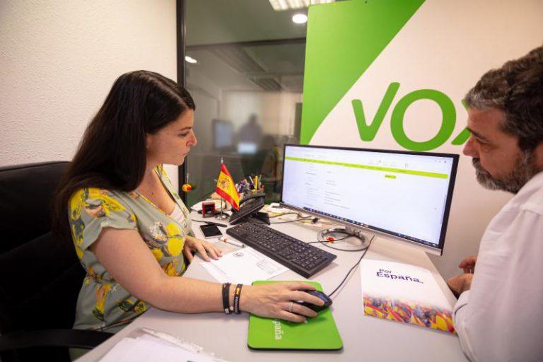 Vox transfiere 120.000 euros donados a Borja para ayudarle a pagar la indemnización por matar al agresor de una mujer