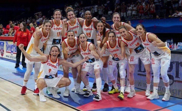 Las chicas de oro: segundo Eurobasket consecutivo para la selección femenina de baloncesto