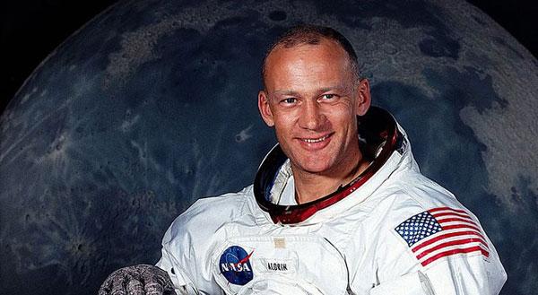 La NASA filma de nuevo lo que Buzz Aldrin vio en el alunizaje