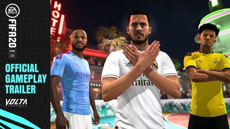 Estos son los nuevos detalles del modo Volta de FIFA 20