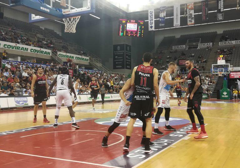Leb Oro: Coviran Granada 68 – Guipuzkoa Basket 58