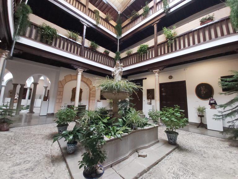 Un museo en la clausura de las Carmelitas de la Antigua Observancia