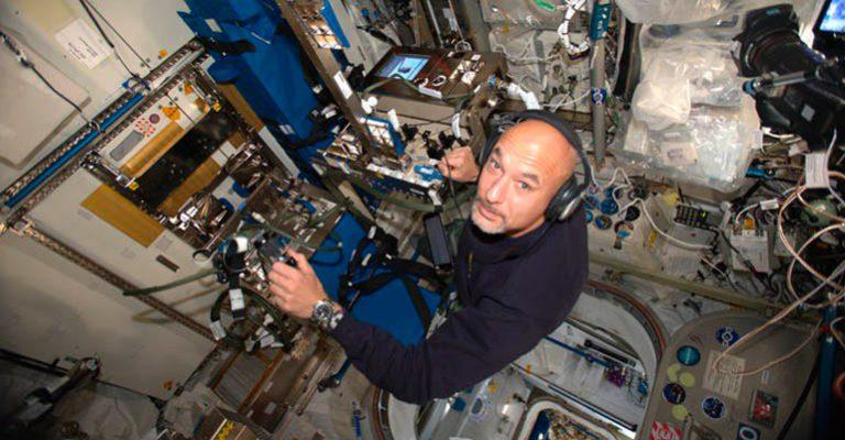 'Pregunta al astronauta' en el Parque de las Ciencias