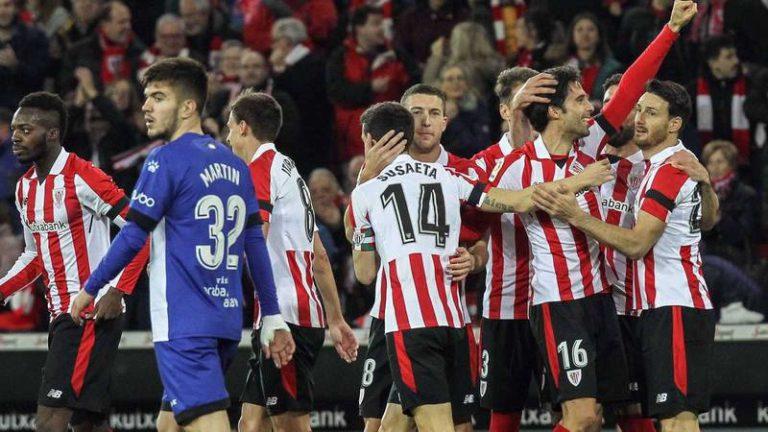 2-0. El Athletic sigue intratable en San Mamés