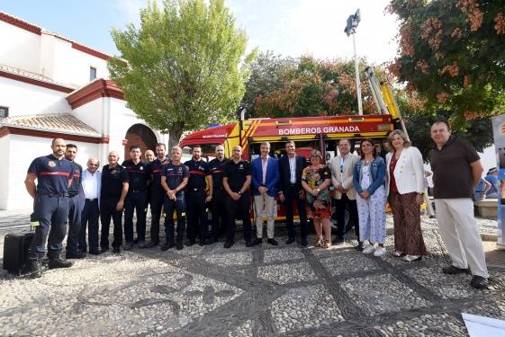 El casco antiguo de Granada, más seguro ante posibles incendios