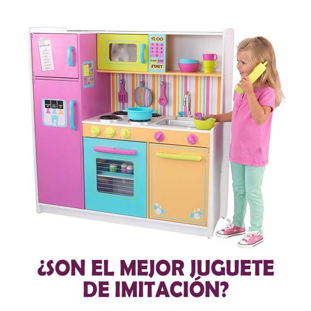 Juguetes 8 Anos Nina.Las Cocinas De Juguete Como Mejor Juguete De Imitacion En
