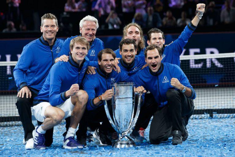 Europa gana la tercera Copa Laver y mantiene su hegemonía en el torneo