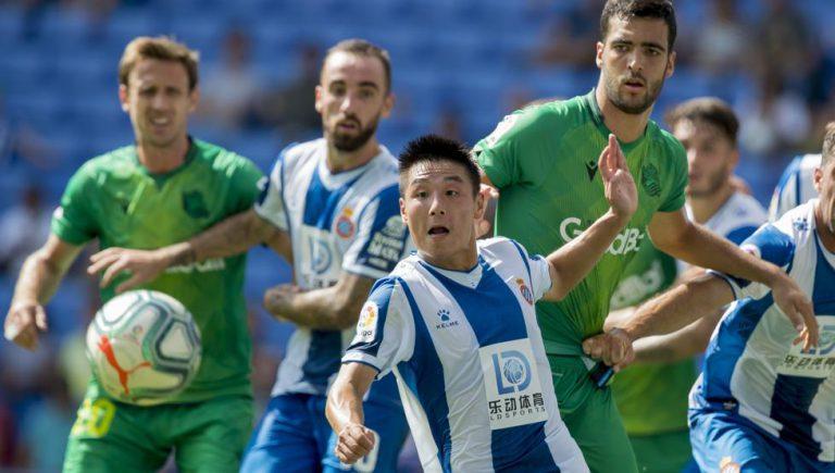 1-3. El Español se hunde en la tabla tras perder contra una gran Real Sociedad