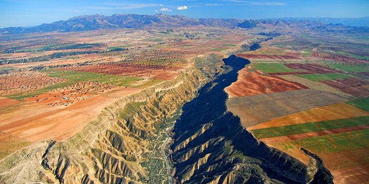 El Geoparque de Granada, más cerca de formar parte de la Red Global de Geoparques