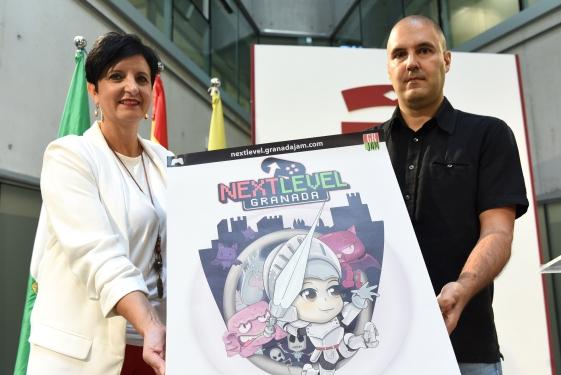 Next Level Granada: ¿quieres probar los próximos lanzamientos de videojuegos?