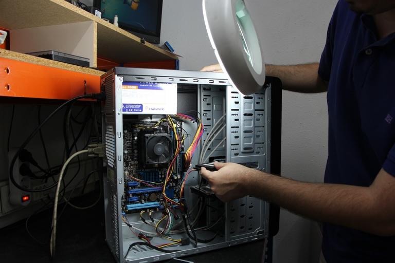 Reparación de ordenadores a domicilio: una opción cómoda para el usuario de hoy