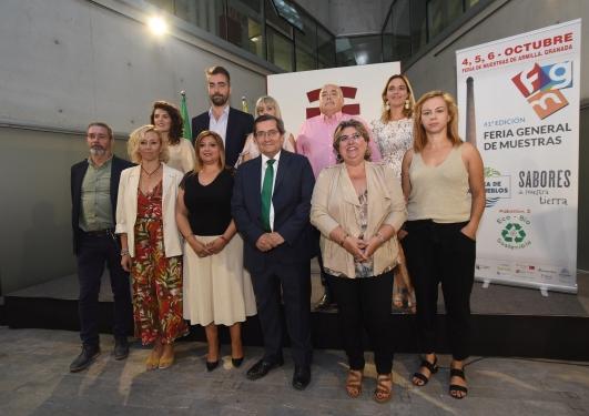 Feria General de Muestras de Granada: el escaparate de las empresas de la provincia