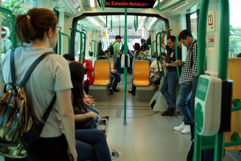 El Metro de Granada gana un 16% de viajeros en lo que va de año