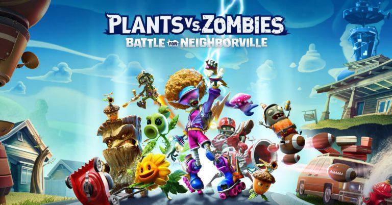 Análisis Plants vs. Zombies: Battle for Neighborville – El Battlefield para toda la familia vuelve más completo