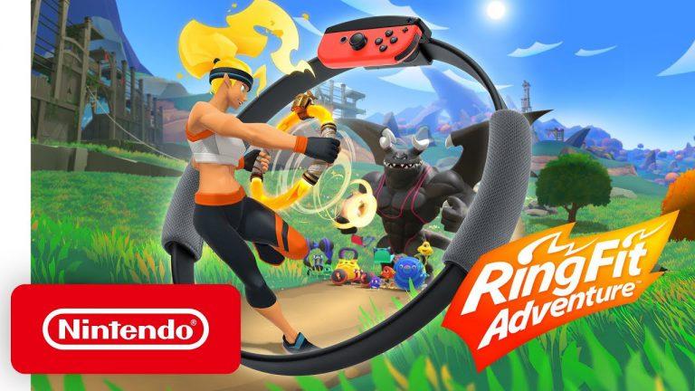 Ring Fit Adventure: así es como debes jugar con él para obtener recompensa