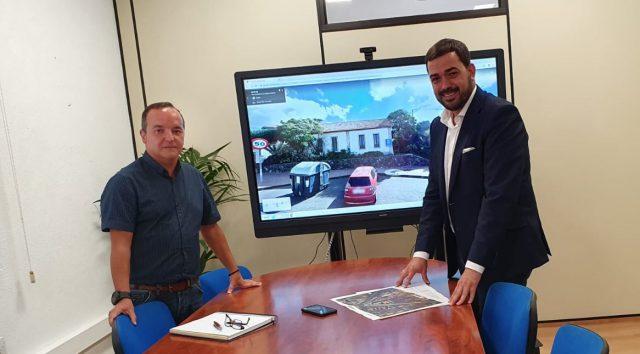 Ayuntamiento de La Laguna y Cabildo colaborarán en la limpieza y mantenimiento de vías insulares del municipio