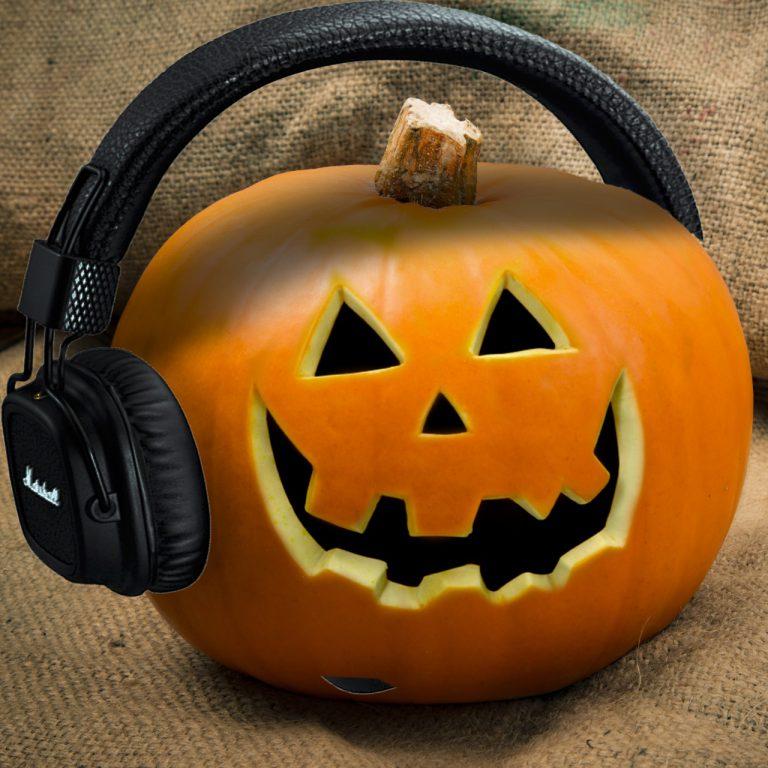Escucha nuestro aterrador podcast de Halloween…si te atreves