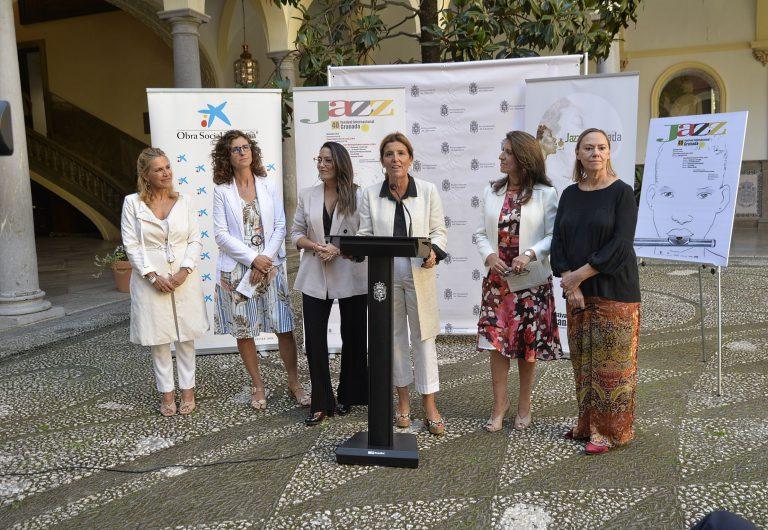 """El Festival Internacional de Jazz de Granada cumple 40 años """"llenos de alma"""""""