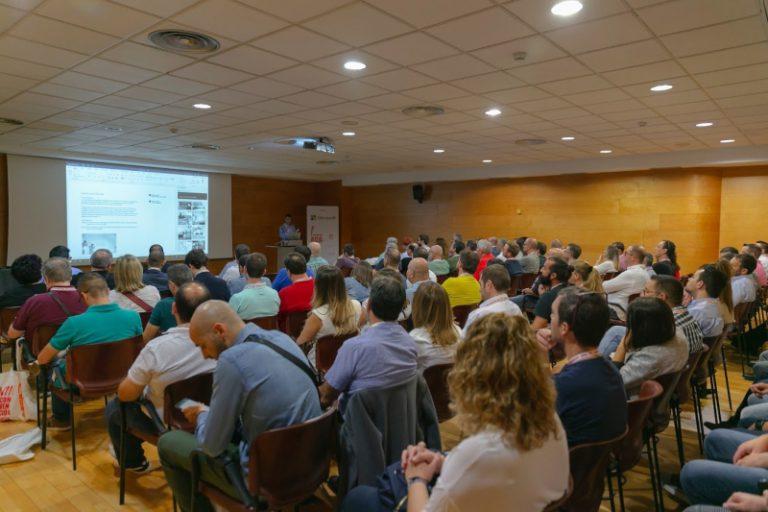 Éxito de la primera edición de Inforwork Academy en Granada